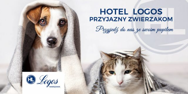 Zwierzęta w hotelu Logos – przyjedź ze swoim pupilem